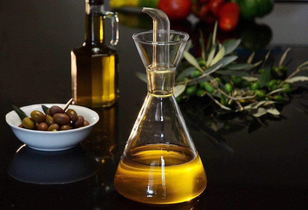 produkty w diecie śródziemnomorskiej