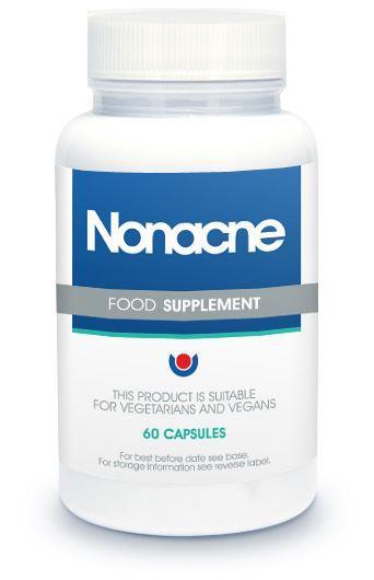Skład tabletek Nonacne