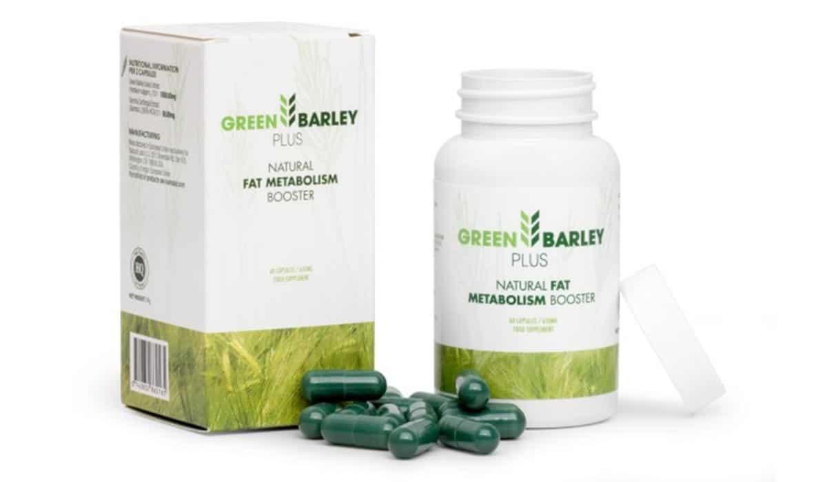 Tabletki z zielonym jęczmieniem Green Barley Plus