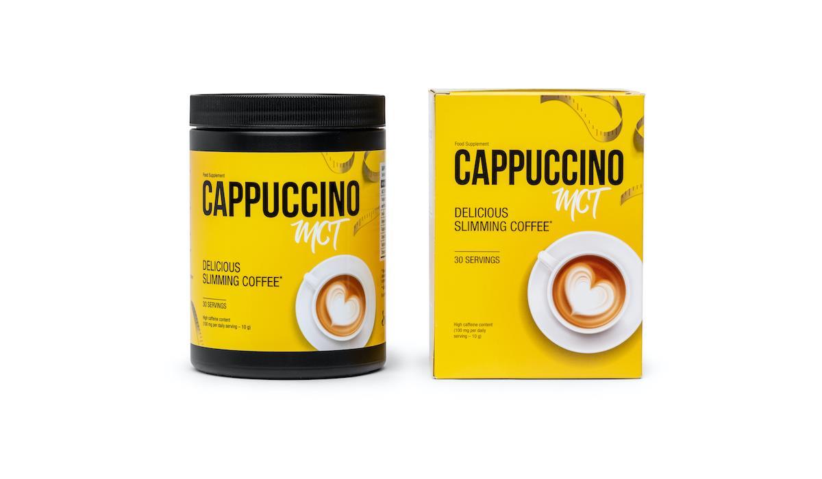 Dlaczego warto pić kawę Cappuccino MCT