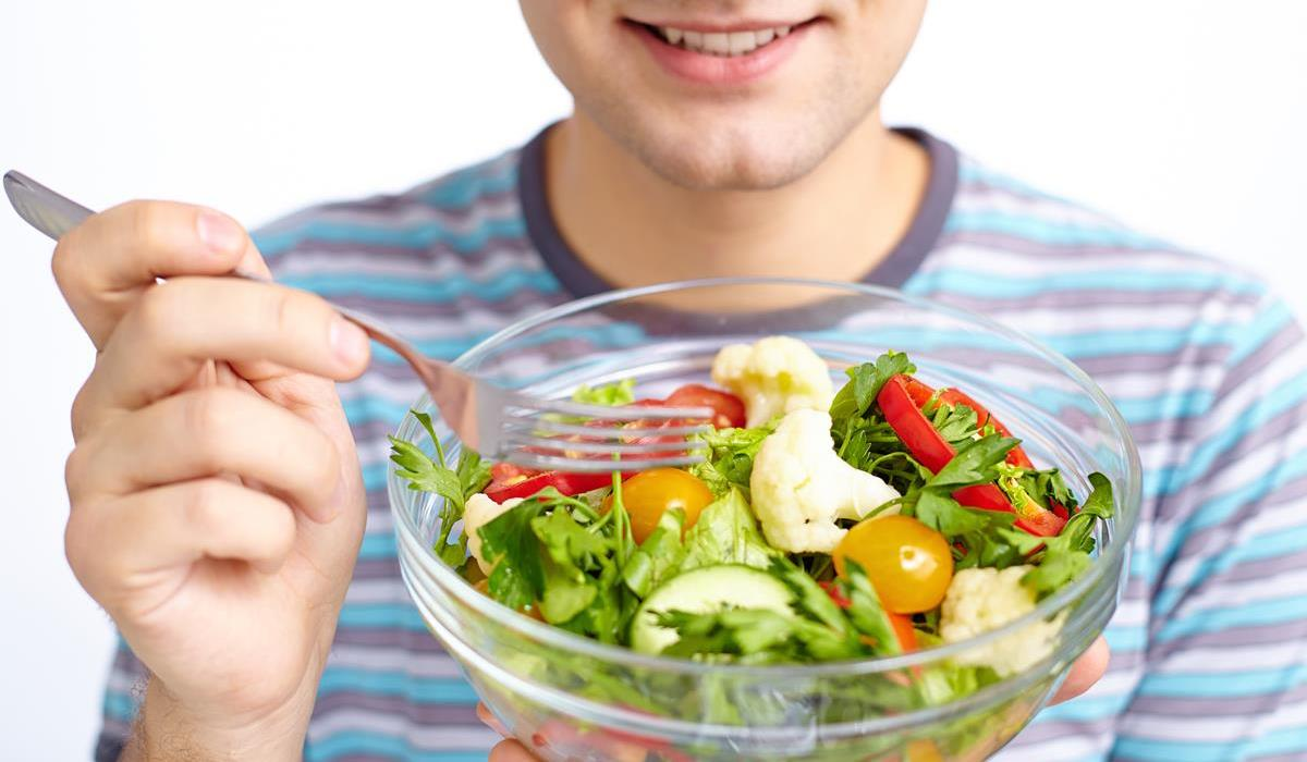 Dodawaj świeże warzywa do każdego posiłku