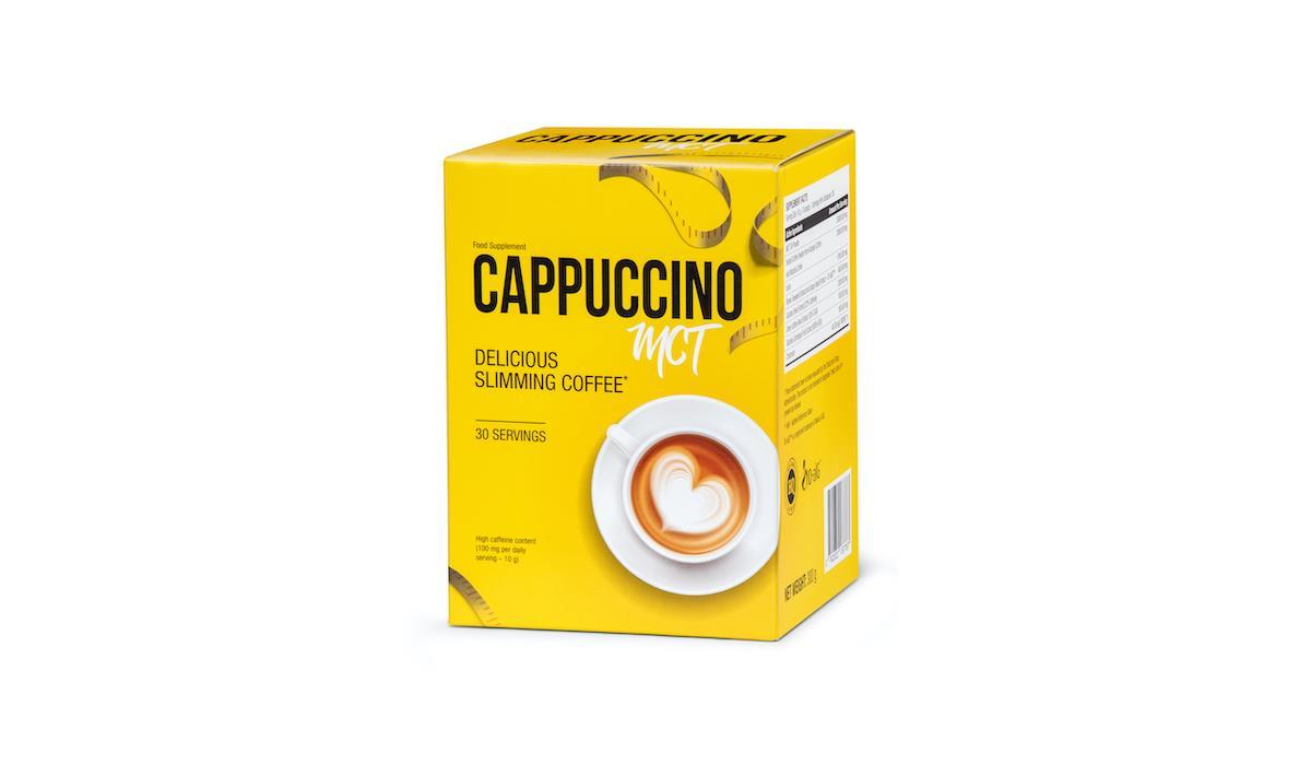 Gdzie kupić Cappuccino MCT