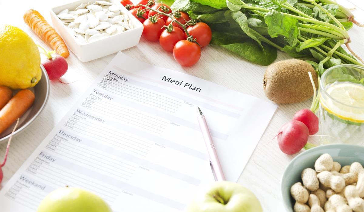 jadłospis diety oczyszczającej