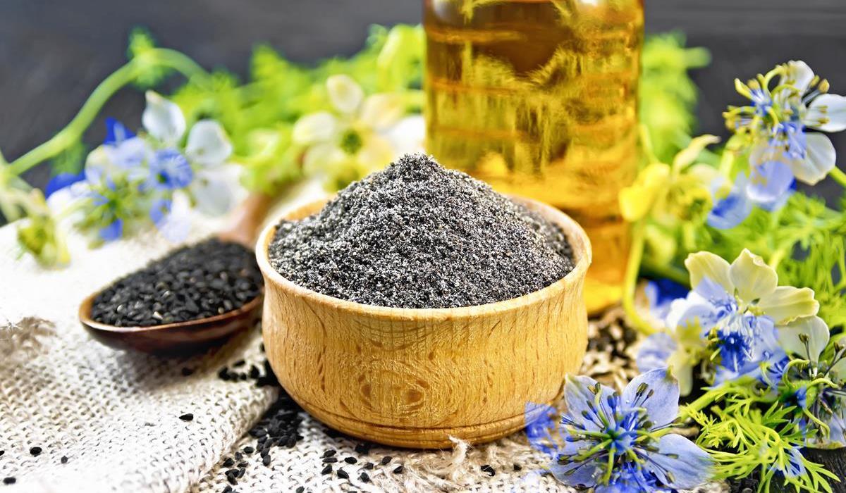 czarnuszka - nasiona i olej