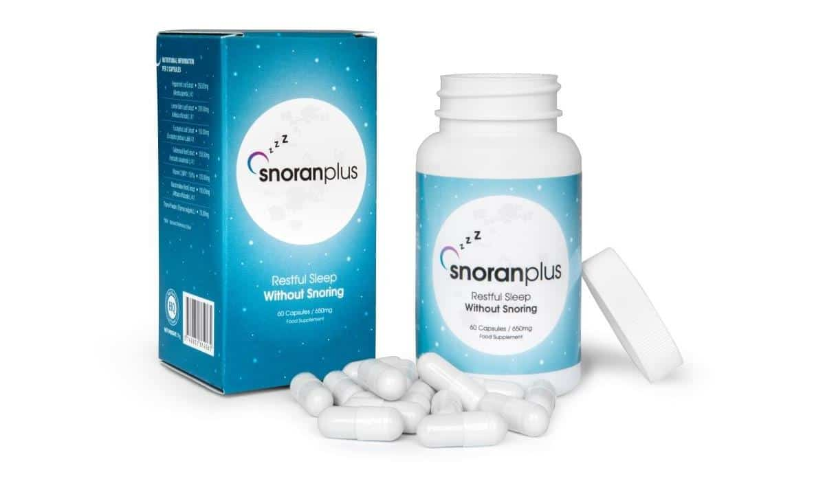 tabletki Snoran Plus