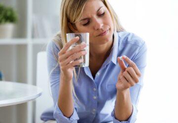 witaminy w tabletkach na stres