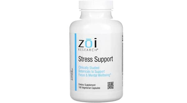 zoi research stress support