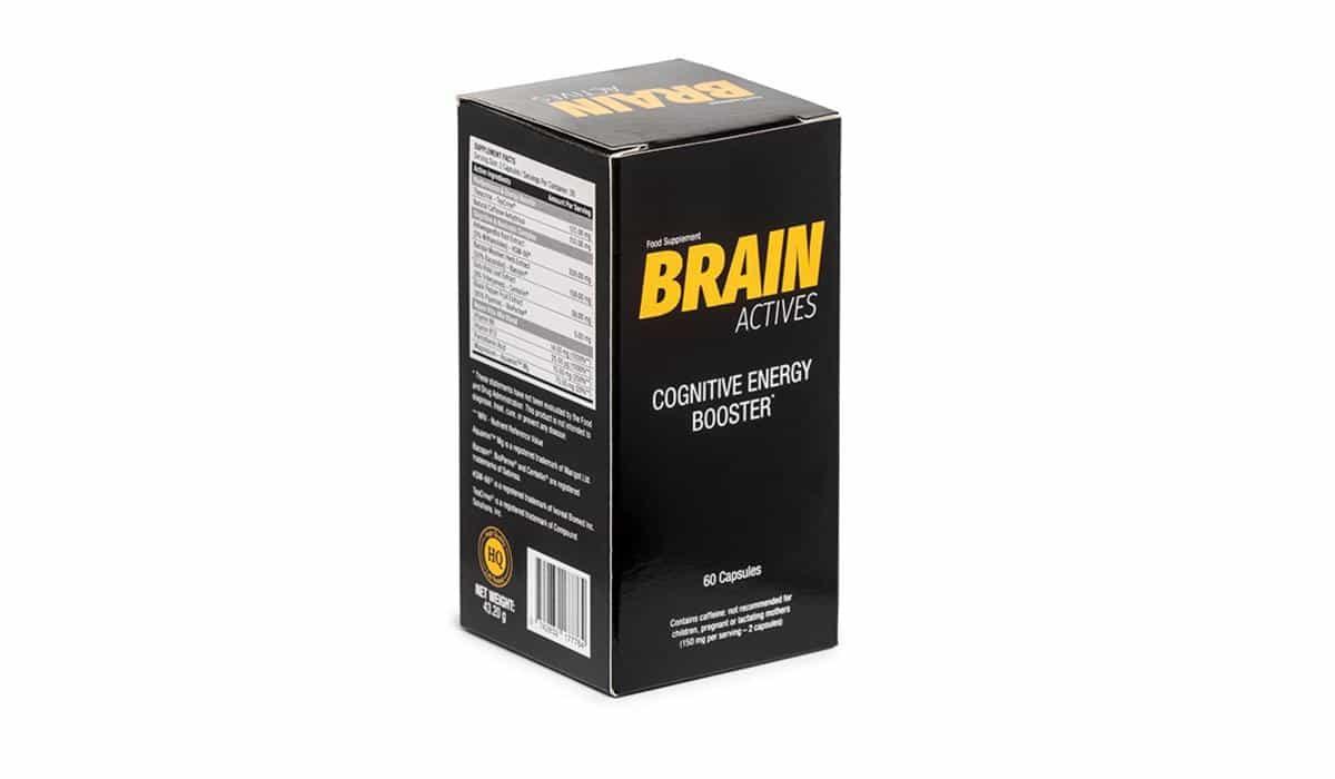 opakowanie Brain Actives