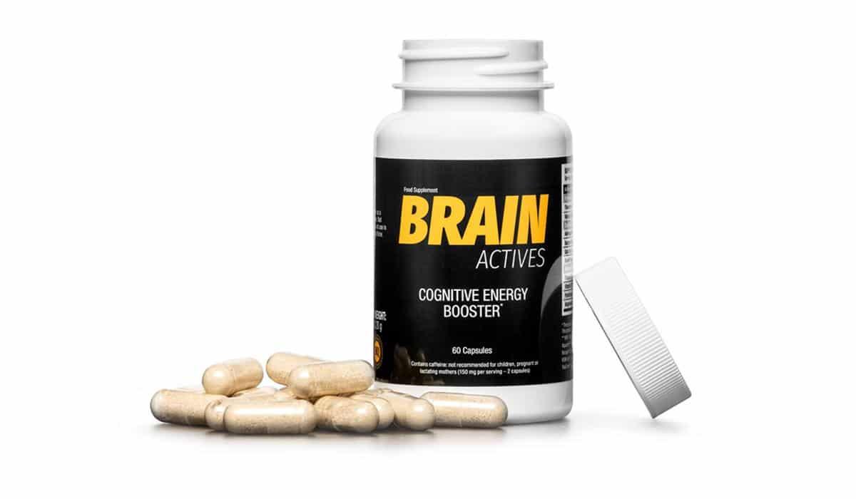 tabletki Brain Actives