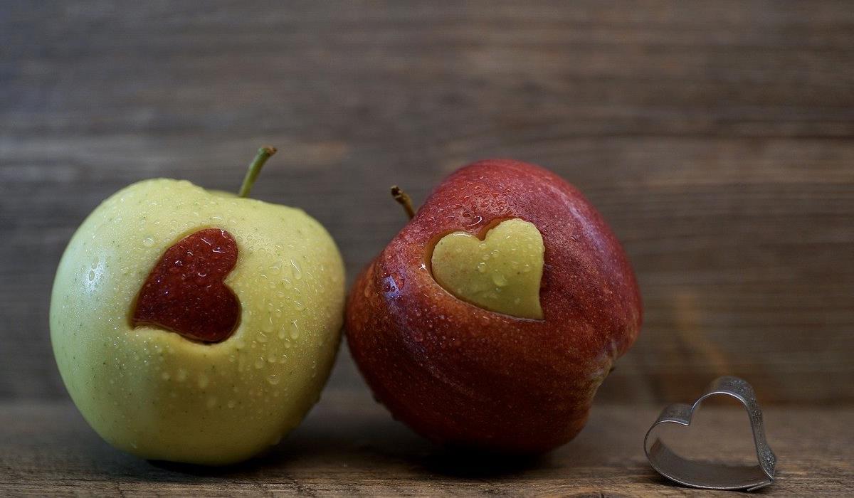 zdrowe jabłka